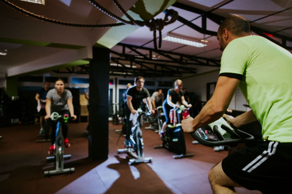 What Spin Bikes Do Gyms Use