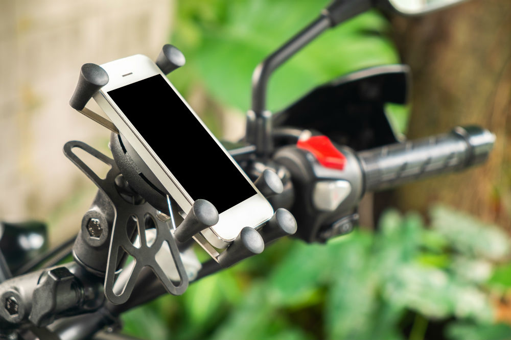 VUP Silicone Bike Phone Mount Review