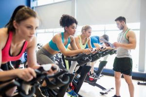 What Does Spin Class Do to the Body?