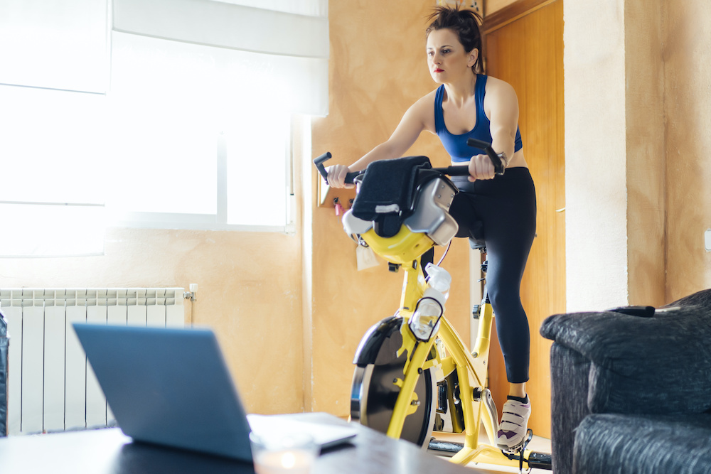 air bike vs spin bike
