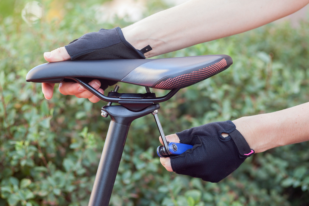 best padded bike seat cover for spinning