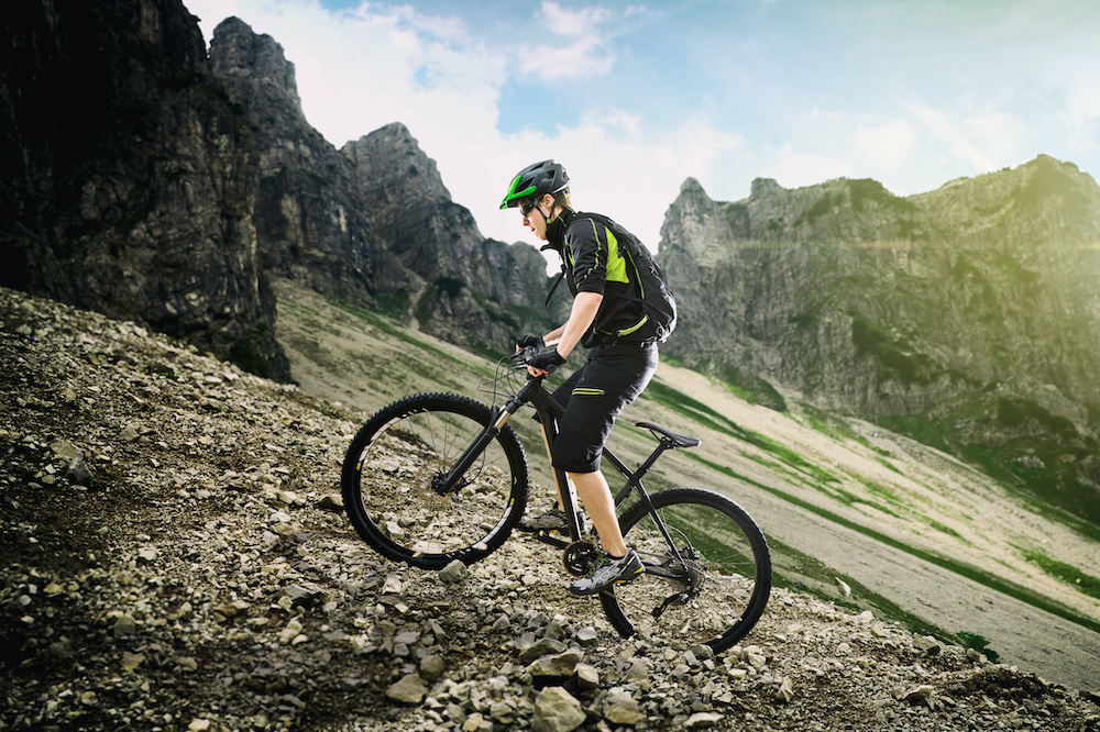 what is a hardtail mountain bike